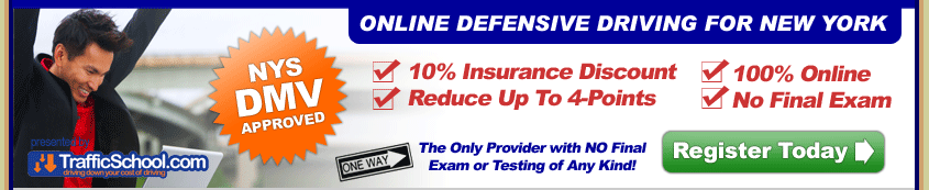 Online Suffolk County Defensive Driving