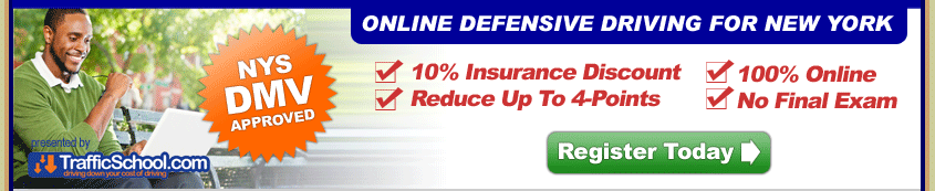Internet Defensive Driving in Westchester County