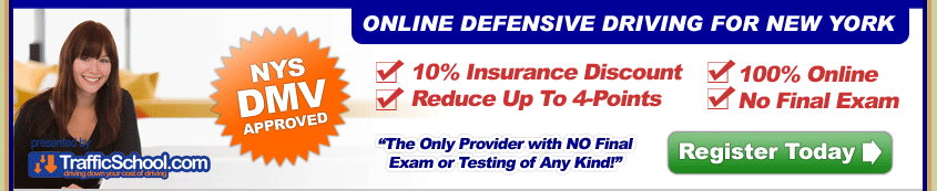 New York City Defensive Driving