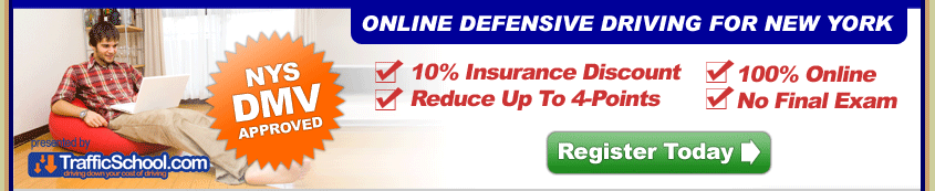 NYS DMV Approved Defensive Driving